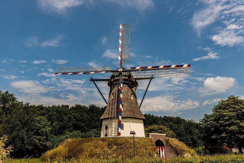 Nederlandse Windmolen van Brian Morgan