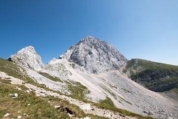 Mangart berg van Cynthia van Diggele