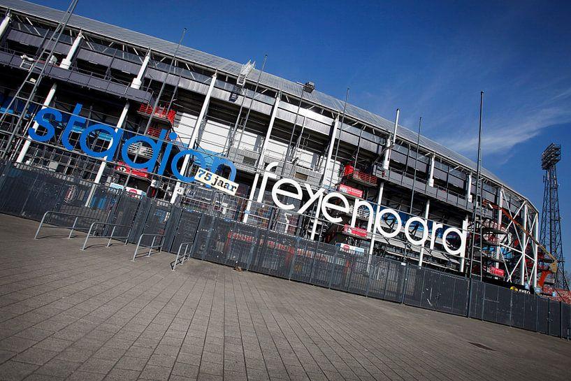 Stadion Feijenoord de Kuip van Roel Dijkstra