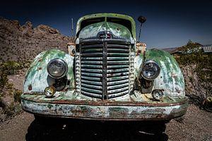 Oldtimer International van