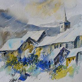 Village sur pol ledent