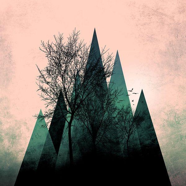 TREES VII  van Pia Schneider