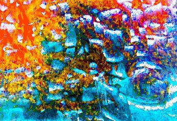 Tanz der Farben von Peter Norden