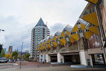 Kubuswoningen Rotterdam van Merijn Loch