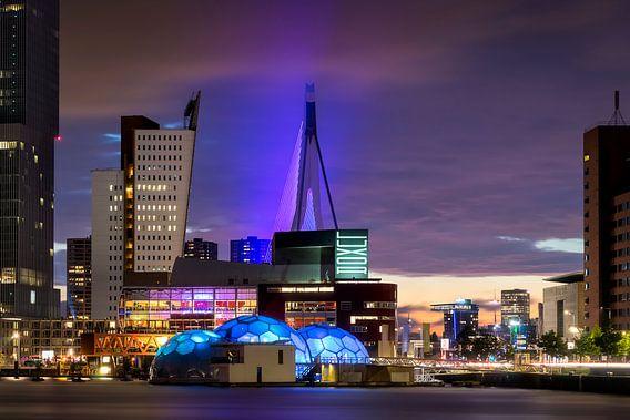 Rotterdam Nights van Vincent Fennis