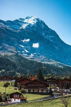Grindelwald Schweiz von Isa V