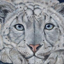 Keep Looking - Olieverfschilderij van Nanda Hoep