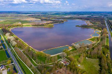 Het meer, De Zomerdel, bij Geestmerambacht