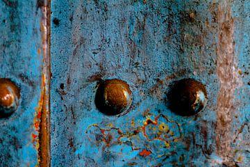 blue von Marieke van der Perk