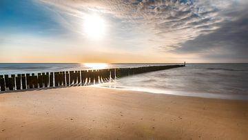 Der Strand von Zeeland