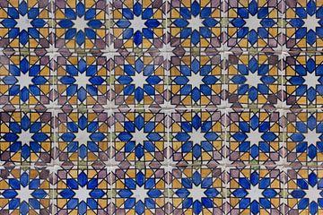 Portugese tegeltjes, Azulejos sur Michèle Huge