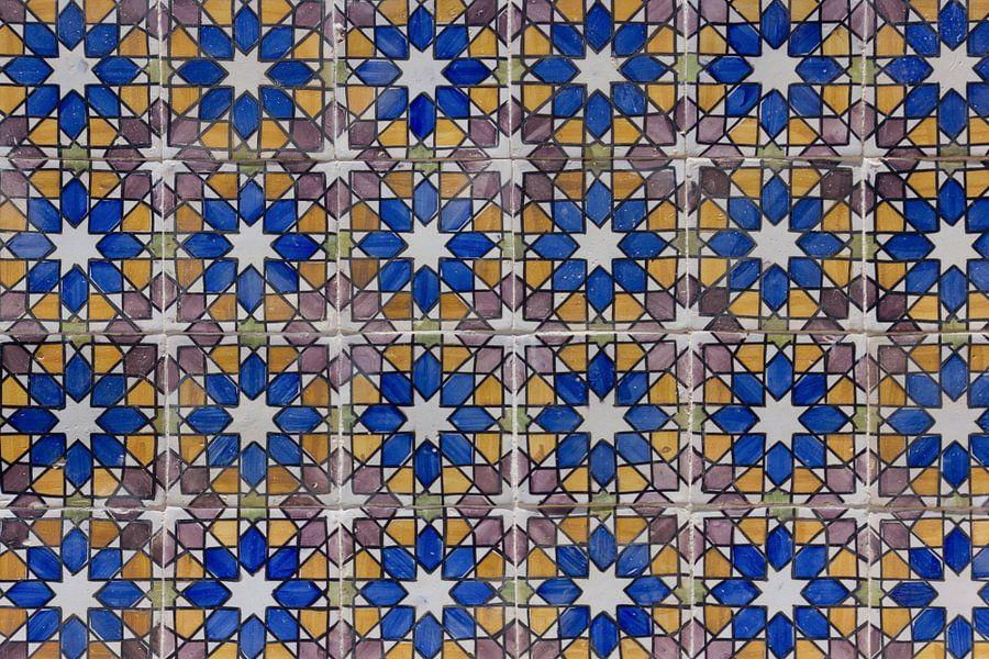 Portugese tegeltjes, Azulejos von Michèle Huge