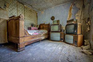 Televisie van Anthony Damen