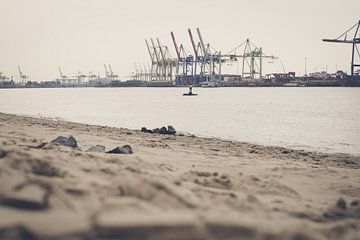 Haven van Hamburg van Andrea Fuchs