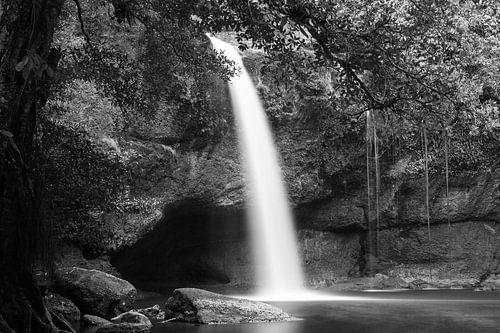 Hew Su Wat Wasserfall, Khao Yai Nationalpark, Thailand von