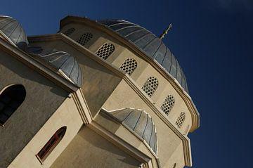 Moskee in Kazachstan van Ton Bijvank