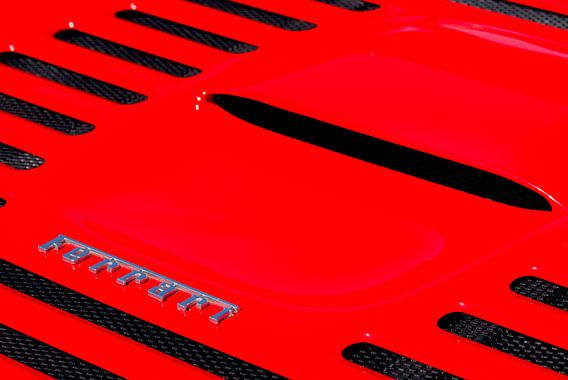 Ferrari F355 van Sjoerd van der Wal