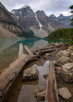 Moraine Lake, Banff National Park, Alberta, Kanada von Alexander Ludwig
