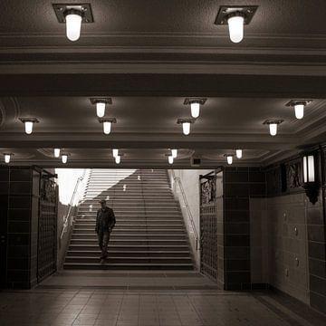 U-Bahnhof - Hohenzollernplatz - Berlin Wilmersdorf von Silva Wischeropp