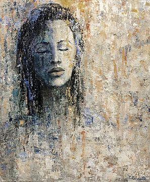 Zen-Haltung von Christian Carrette