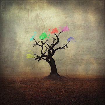 Baum der Farben von Dirk Wüstenhagen