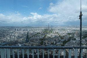 Parijs tussen de buien door