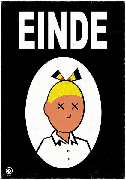 Het Einde van België. van TRIK © PRINT