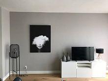 Klantfoto: Head in the clouds van Dreamy Faces, op xpozer