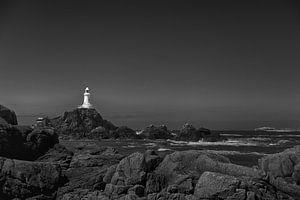 Corbiere Lighthouse - Jersey van