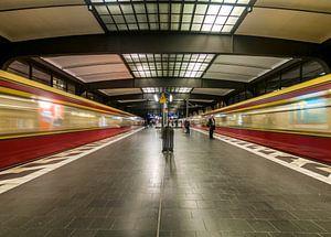 Bahnhof Zoologischer Garten – Berlijn van David Pronk