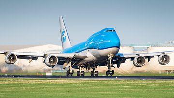 KLM Boeing 747 - Queen of the skies