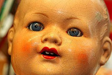 Visage de poupée sur Norman Krauß