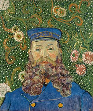 Joseph Roulin, Vincent van Gogh - 1889 sur