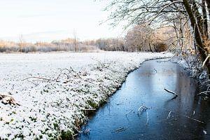 Sneeuw en ijs van