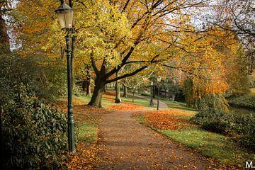 Herbst in Amersfoort von Marloes ter Horst
