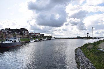 Hafen von Harderwijk von Jeroen Franssen