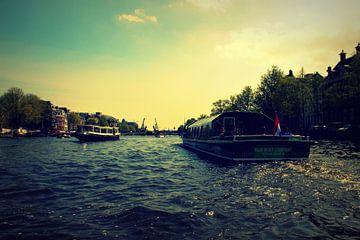 Amsterdam Amstel van