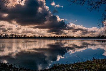Wolkenstimmung von Michael Nägele