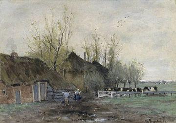 De melkbocht, Geo Poggenbeek