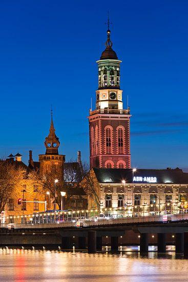 Nieuwe Toren Kampen van Anton de Zeeuw