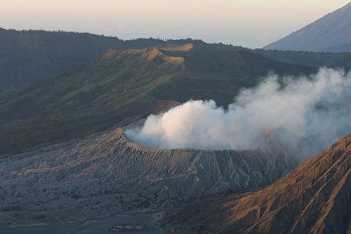 Bromo vulkaan - Java van