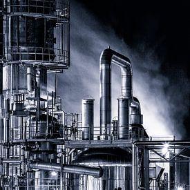 Chemistry at night van Peet de Rouw