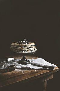 Pannenkoeken in low-key van