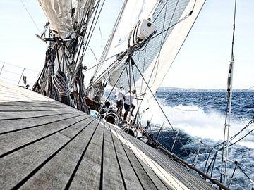 Zeilen op zee von Anouschka Hendriks