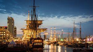 Sail Amsterdam 2015 van