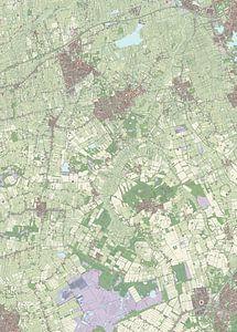 Kaart vanNoordenveld