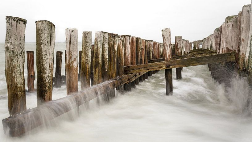 Storms don't last forever. van Philippe Velghe
