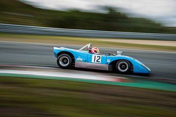 Lola T212 panoramique sur Arjen Schippers