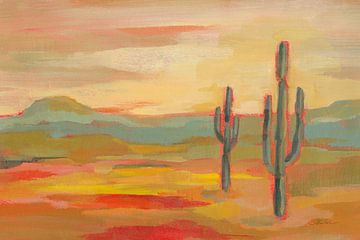 Desert Saguaro, Silvia Vassileva van Wild Apple