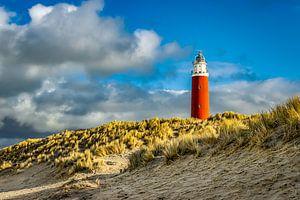 De Vuurtoren van Texel van kiekjes & kunst